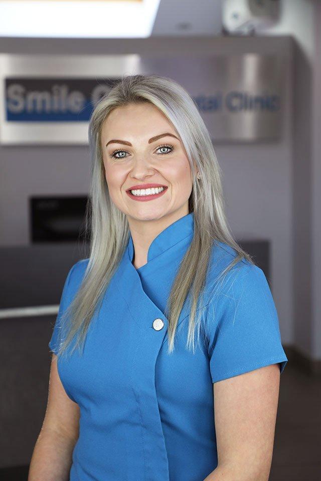 justyna leszczynska dental nurse leicester