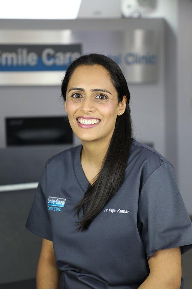 dr puja kumar associate dentist leicester