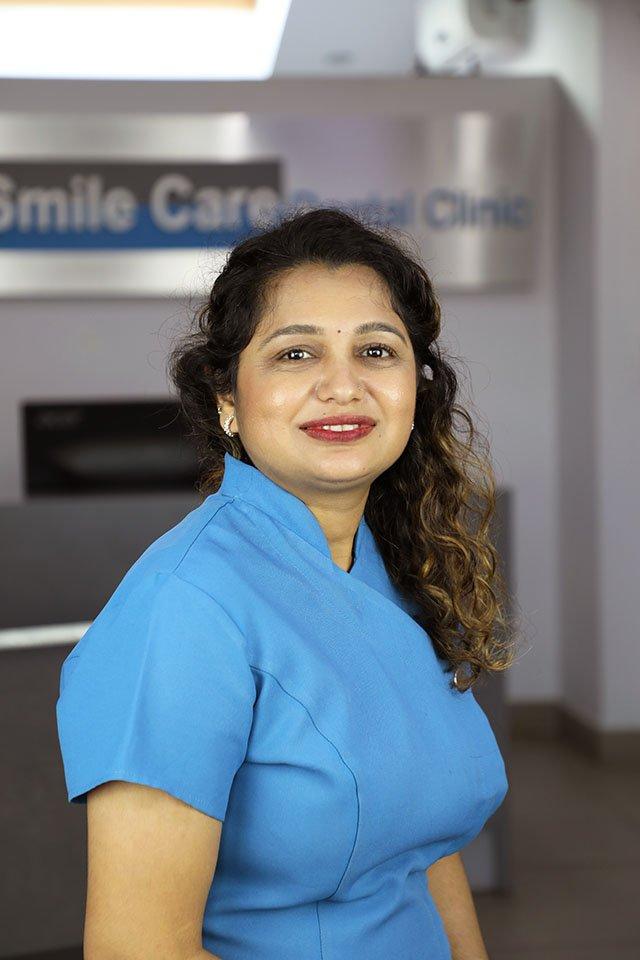 parul mistry dental nurse leicester