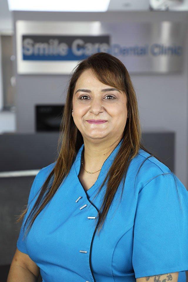 urvashi gosai dental nurse leicester