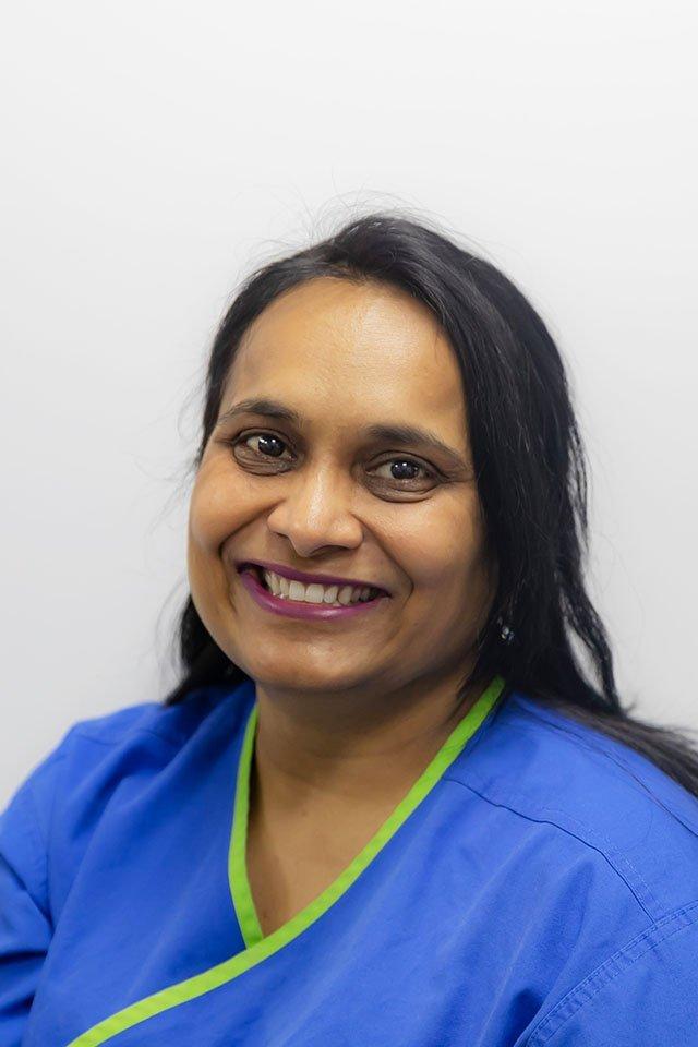 nimisha patel dental nurse leicester